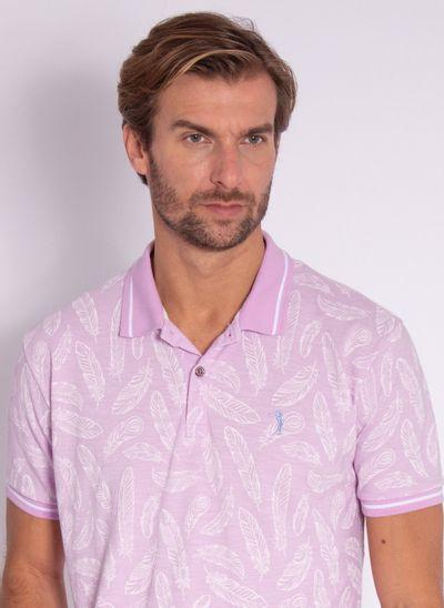 camisa-polo-aleatory-masculina-estampada-fresh-lilas-modelo-1-