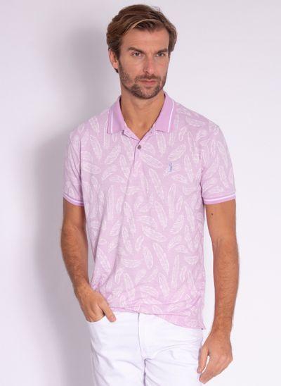 camisa-polo-aleatory-masculina-estampada-fresh-lilas-modelo-2-
