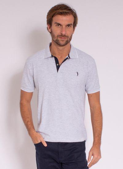camisa-polo-aleatory-masculina-strenght-cinza-modelo-2-