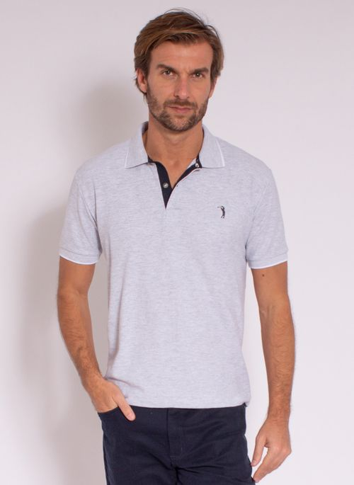 camisa-polo-aleatory-masculina-strenght-cinza-modelo-2-