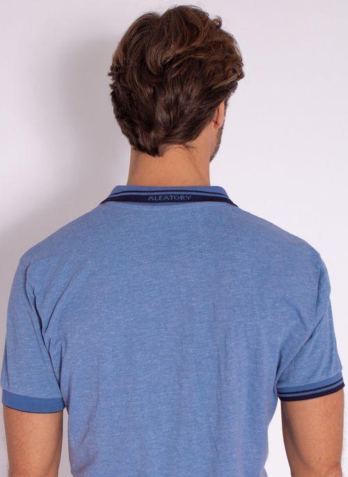 camisa-polo-aleatory-masculina-clear-azul-modelo-2-