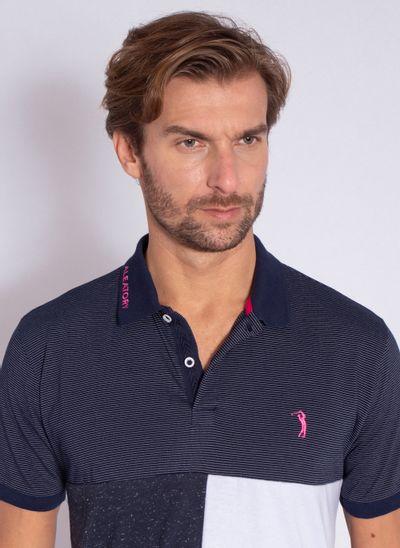 camisa-polo-aleatory-masculina-bright-marinho-modelo-1-