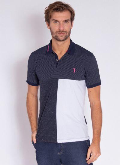 camisa-polo-aleatory-masculina-bright-marinho-modelo-2-