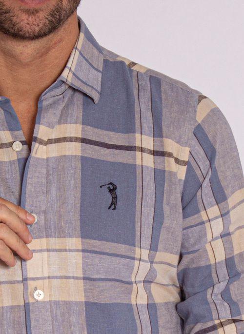 camisa-aleatory-masculina-linho-xadrez-azul-modelo-2020-4-