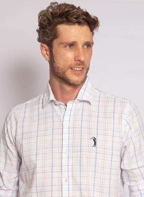 camisa-aleatory-masculina-xadrez-flame-branco-modelo-1-