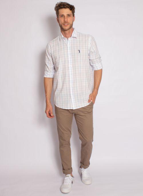 camisa-aleatory-masculina-xadrez-flame-branco-modelo-3-