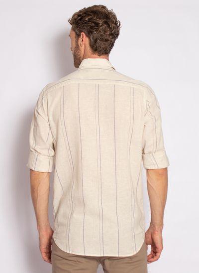camisa-aleatory-masculina-manga-longa-listrada-linho-bege-modelo-2-