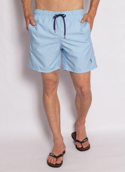 shorts-aleatory-masculino-liso-break-azul-modelo-1-