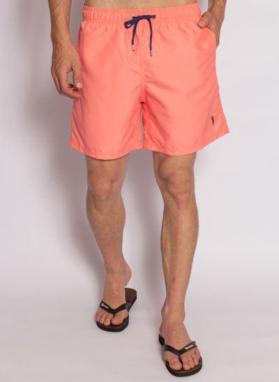 shorts-aleatory-masculino-liso-break-laranja-modelo-1-
