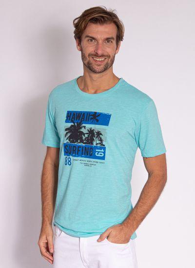 camiseta-masculina-aleatory-estampada-hawaii-azul-modelo-2-