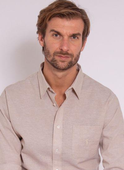 camisa-aleatory-masculina-linho-bege-modelo-2020-1-