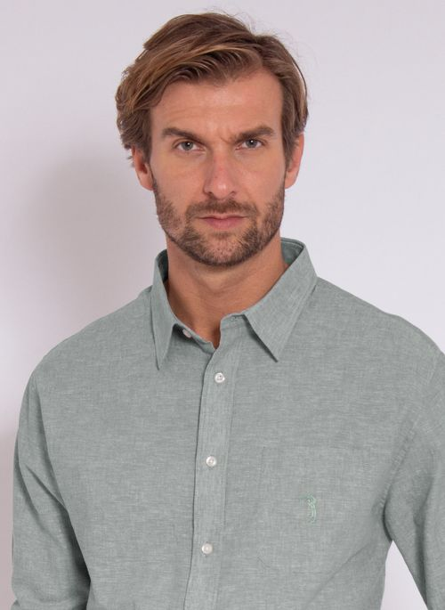 camisa-aleatory-masculina-linho-verde-modelo-2020-1-