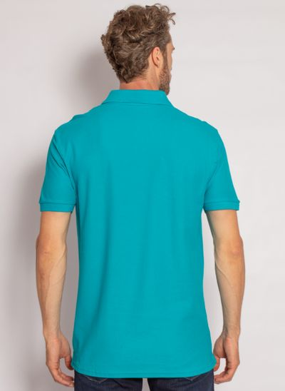 Camisa-polo-aleatory-masculina-piquet-light-azul-turqyesa-modelo-2020--2-