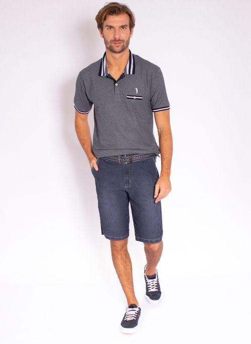 camisa-polo-aleatory-masculina-lisa-glow-marinho-modelo-3-