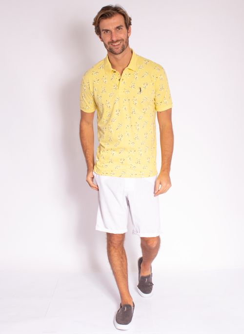 camisa-polo-aleatory-masculina-estampada-dream-amarelo-modelo-3-