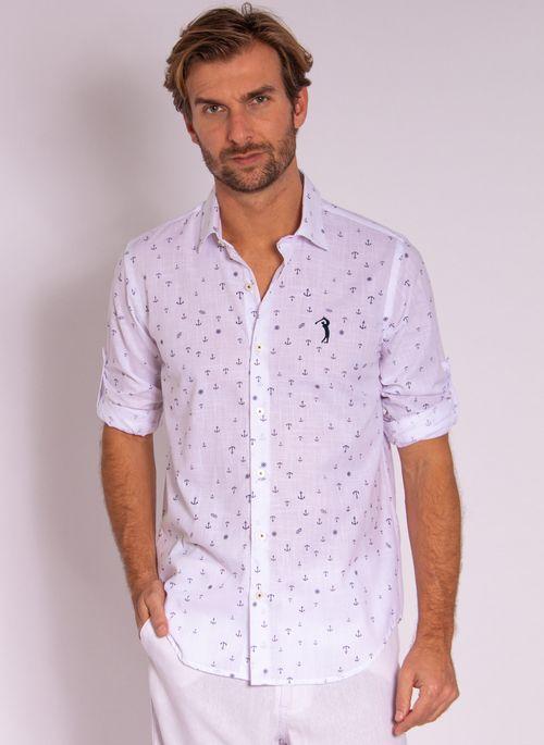 camisa-aleatory-masculina-manga-longa-estampada-anchor-branco-modelo-4-