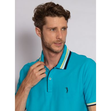 camisa-polo-aleatory-masculina-strong-azul-modelo-2020-1-