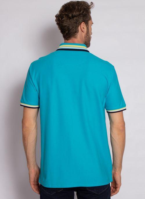 camisa-polo-aleatory-masculina-strong-azul-modelo-2020-2-