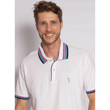 camisa-polo-aleatory-masculina-strong-branco-modelo-2020-1-