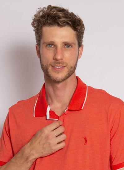 camisa-polo-aleatory-masculina-fusion-laranja-modelo-2020-1-
