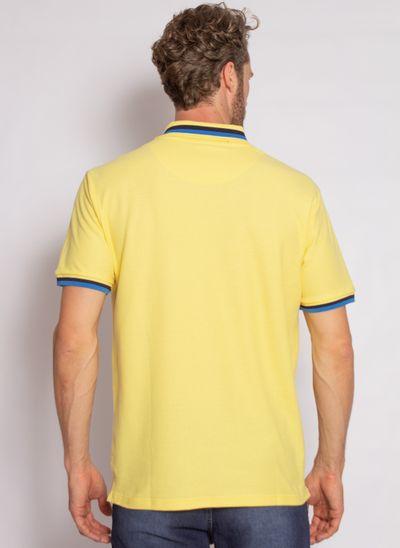 camisa-polo-aleatory-masculina-piquet-blast-amarelo-modelo-2020-2-