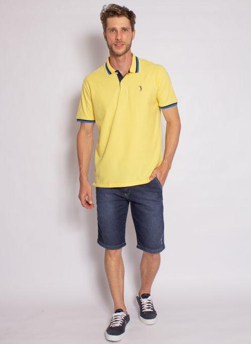camisa-polo-aleatory-masculina-piquet-blast-amarelo-modelo-2020-3-