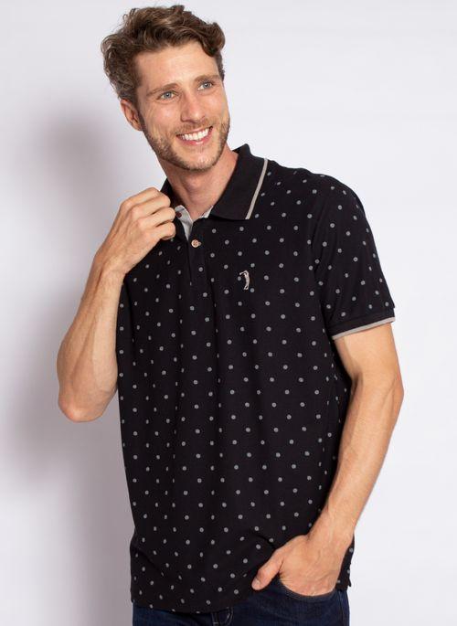 camisa-polo-aleatory-masculina-estampada-circle-preta-modelo-2020-4-