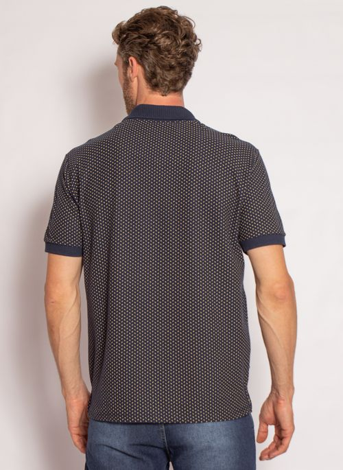 camisa-polo-aleatory-masculina-piquet-mini-print-fit-marinho-modelo-2020-2-
