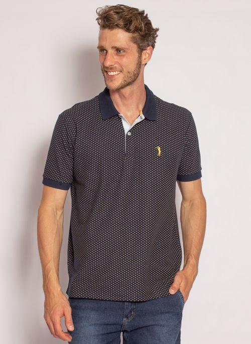 camisa-polo-aleatory-masculina-piquet-mini-print-fit-marinho-modelo-2020-4-