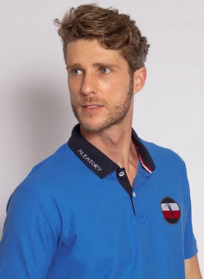 camisa-polo-aleatory-masculina-piquet-flag-azul-modelo-2020-1-