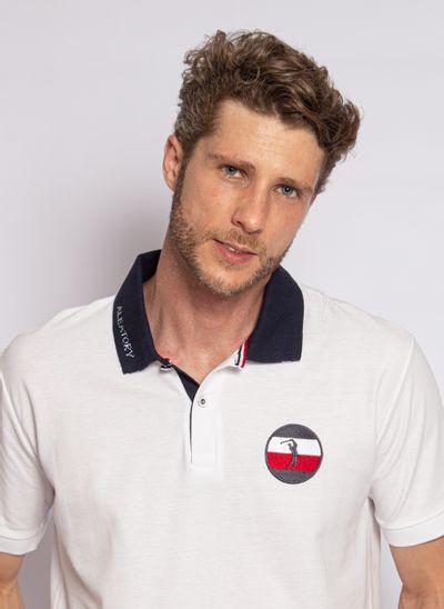 camisa-polo-aleatory-masculina-piquet-flag-branca-modelo-2020-1-