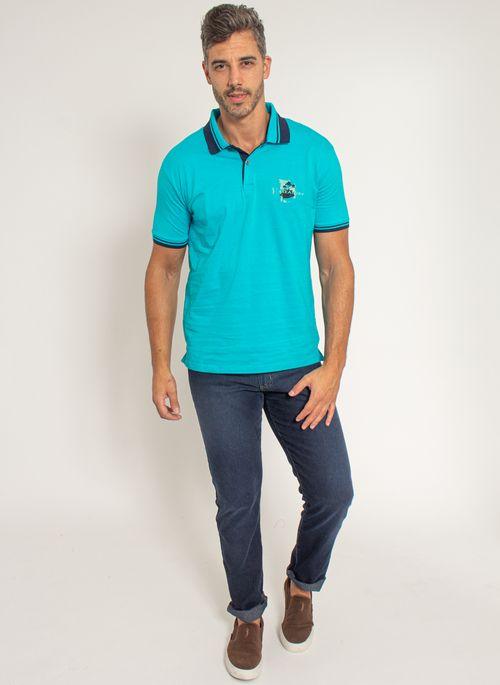 camisa-polo-aleatory-masculino-estampada-fair-azul-modelo-3-