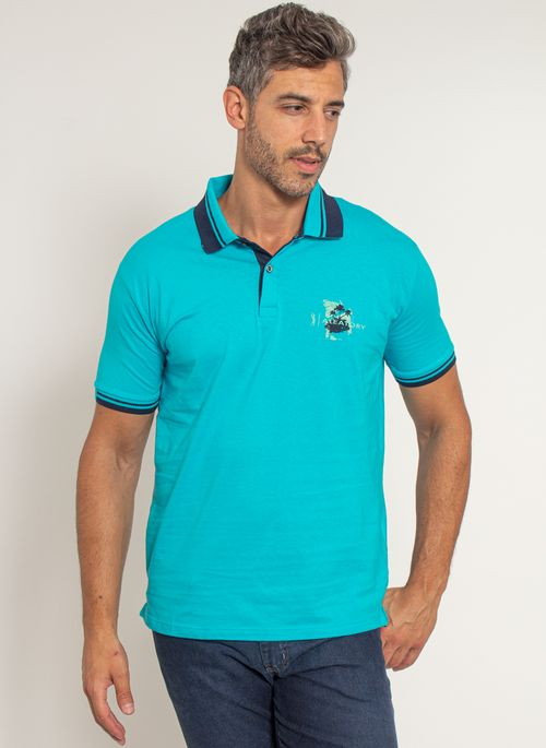 camisa-polo-aleatory-masculino-estampada-fair-azul-modelo-4-