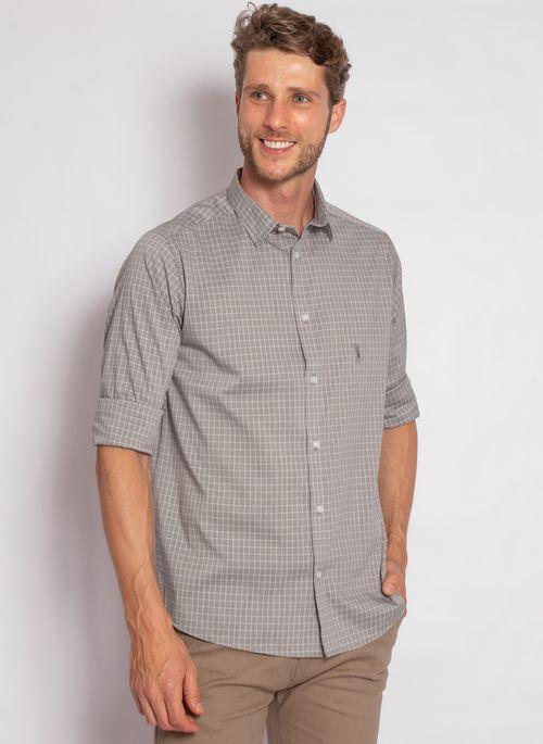 camisa-aleatory-manga-longa-masculina-stretch-xadrez-cinza-2020-modelo-4-