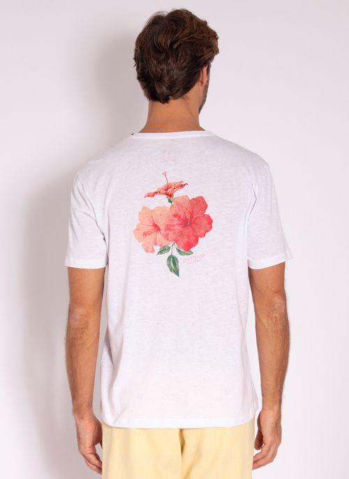 camiseta-aleatory-masculina-estampada-flower-branca-modelo-2-