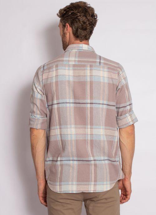 camisa-aleatory-masculina-linho-xadrez-cinza-2020-2-