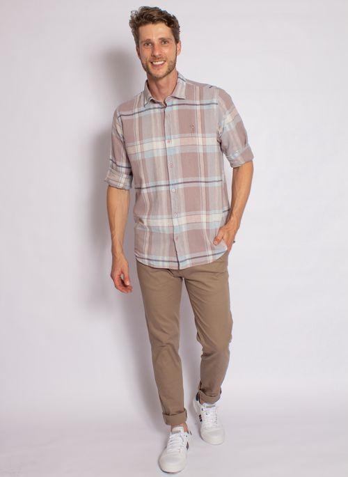 camisa-aleatory-masculina-linho-xadrez-cinza-2020-3-