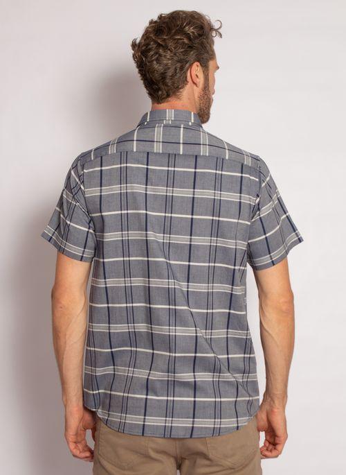 camisa-aleatory-manga-curta-masculina-tech-strech-xadrez-azul-2020-modelo-2-
