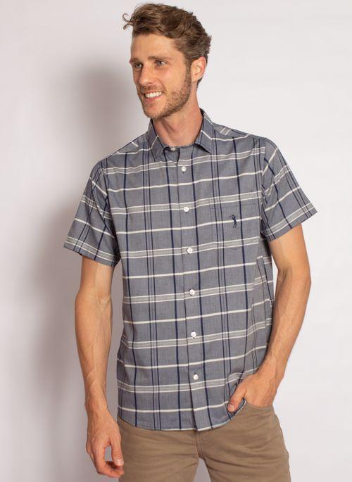 camisa-aleatory-manga-curta-masculina-tech-strech-xadrez-azul-2020-modelo-4-
