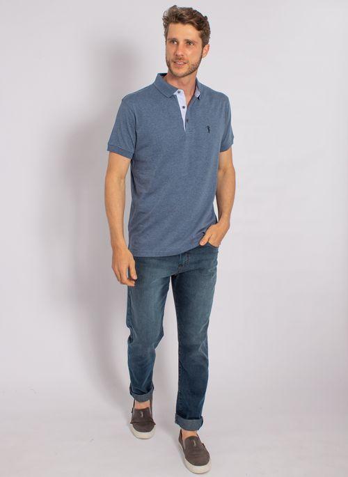 camisa-polo-aleatory-masculina-lisa-jersey-azul-mescla-modelo-2020-7-