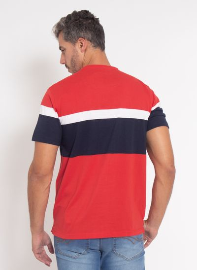 camiseta-aleatory-masculina-listrada-stamina-vermelha-modelo-2-