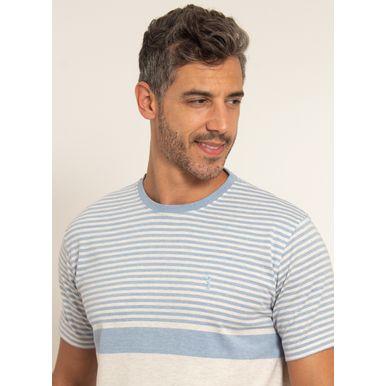 camiseta-aleatory-masculina-listrada-like-azul-modelo-1-