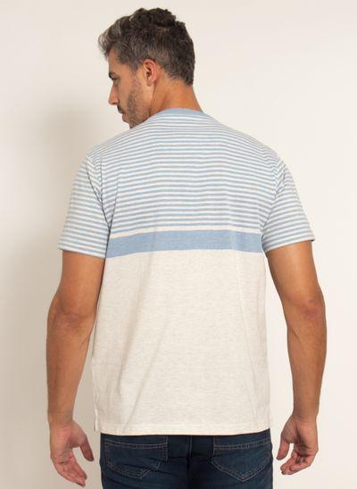 camiseta-aleatory-masculina-listrada-like-azul-modelo-2-