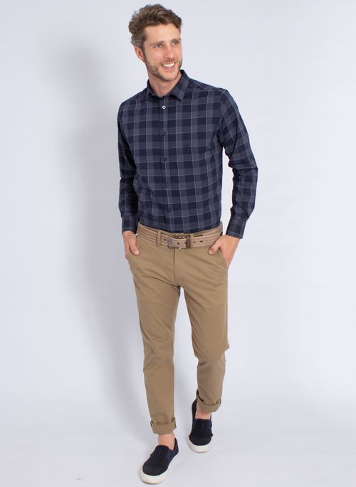 camisa-aleatory-masculina-xadrez-tech-strech-robust-marinho-modelo-3-