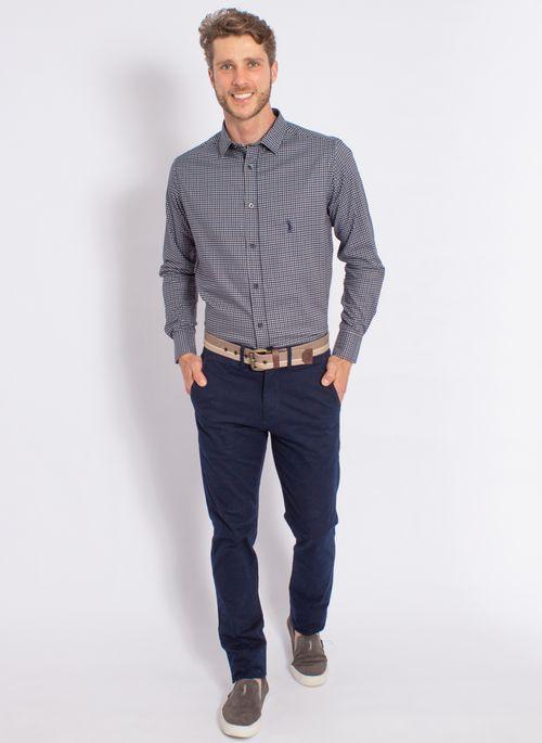 camisa-aleatory-masculina-xadrez-tech-strech-prove-marinho-modelo-3-