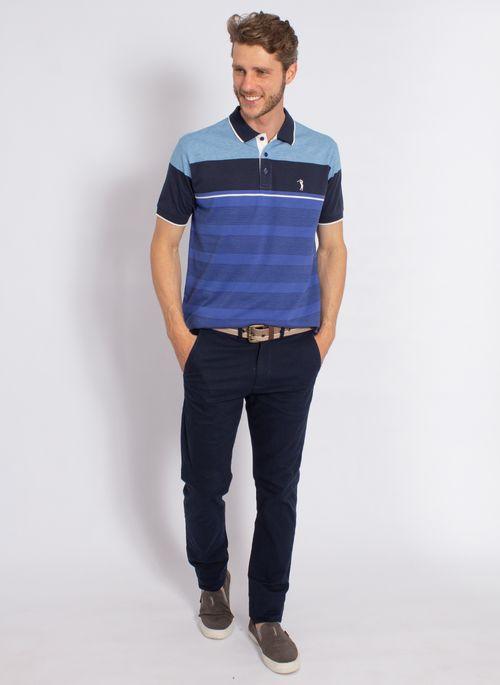 camisa-polo-aleatory-masculina-listrada-spot-azul-modelo-3-