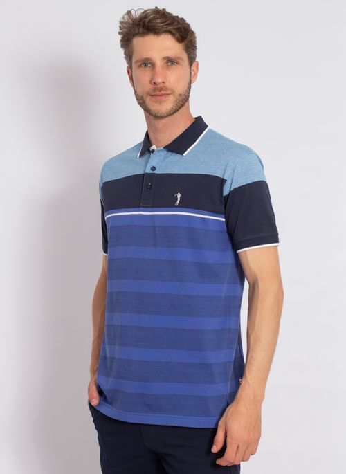 camisa-polo-aleatory-masculina-listrada-spot-azul-modelo-4-