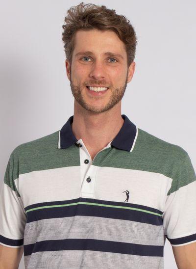 camisa-polo-aleatory-masculina-listrada-spot-verde-modelo-1-