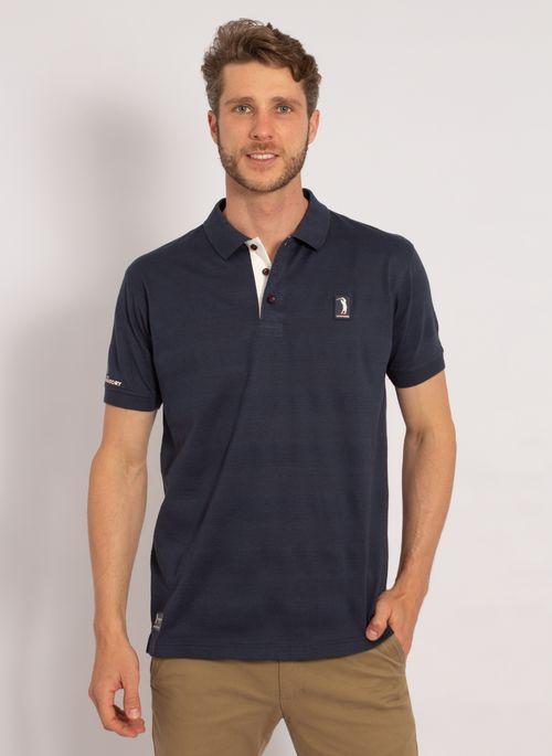camisa-polo-aleatory-masculina-listrada-textura-azul-modelo-5-