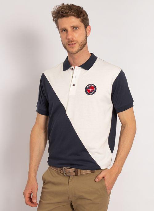 camisa-polo-aleatory-masculina-listrada-diagonal-branca-modelo-4-